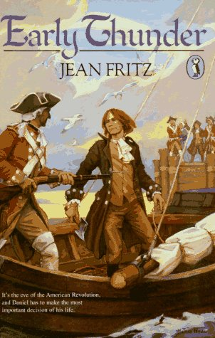 Early Thunder  Reprint edition cover