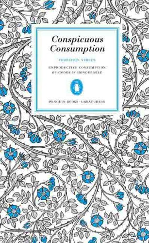 Conspicuous Consumption   2006 edition cover