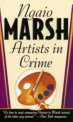 Artists in Crime  N/A edition cover