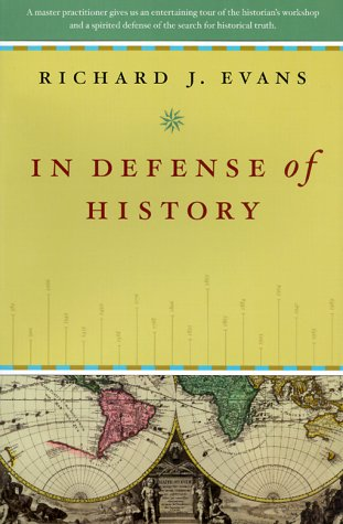 In Defense of History   2000 edition cover