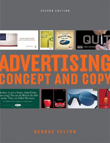 Advertising Concept and Copy 2nd 2005 edition cover