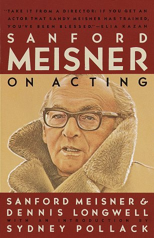 Sanford Meisner on Acting   1987 9780394750590 Front Cover