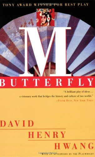 M. Butterfly With an Afterword by the Playwright  1998 edition cover
