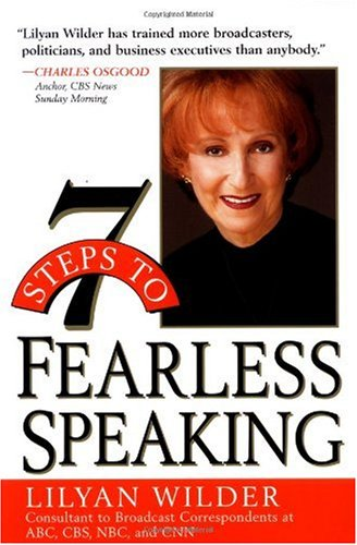 7 Steps to Fearless Speaking   1999 edition cover