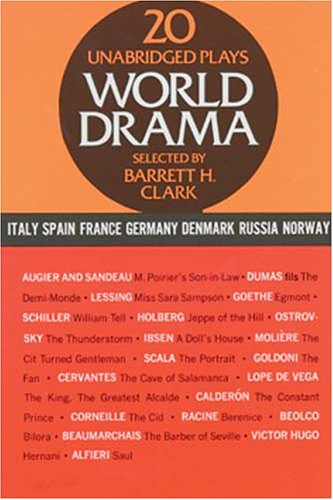 World Drama  N/A 9780486200590 Front Cover