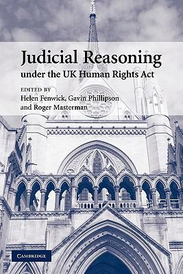 Judicial Reasoning under the UK Human Rights Act   2010 9780521176590 Front Cover