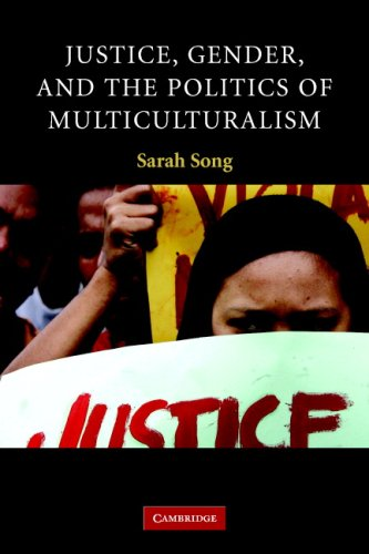 Justice, Gender, and the Politics of Multiculturalism   2007 9780521697590 Front Cover