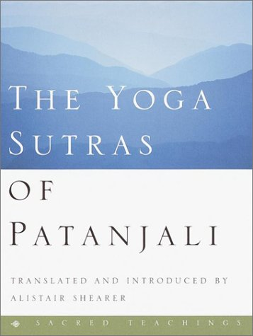 Yoga Sutras of Patanjali   2002 edition cover