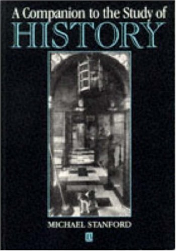 Companion to the Study of History   1994 edition cover
