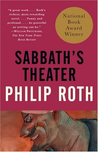 Sabbath's Theater  N/A edition cover