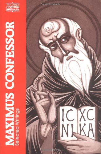Maximus the Confessor N/A edition cover