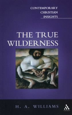 True Wilderness  N/A 9780826464590 Front Cover