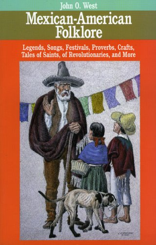 Mexican-American Folklore  N/A edition cover