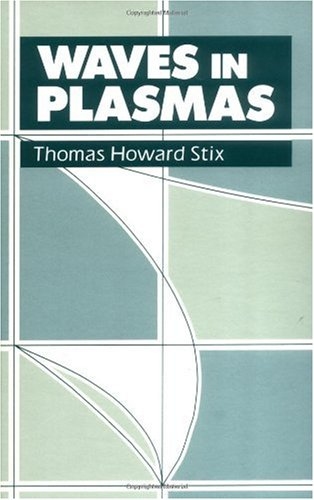 Waves in Plasmas   1992 edition cover