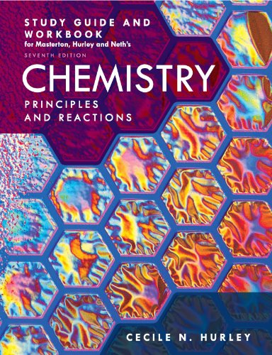 Chemistry Principles and Reactions 7th 2012 edition cover