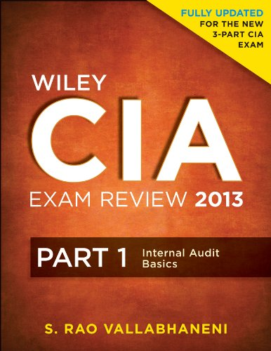 Internal Audit Basics 2013  4th 2013 9781118120590 Front Cover