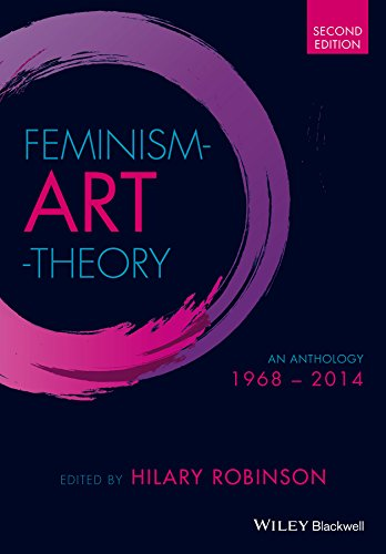 Feminism-Art-Theory An Anthology, 1968-2014 2nd 2015 edition cover