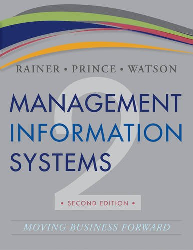 Management Information Systems  2nd 2013 edition cover