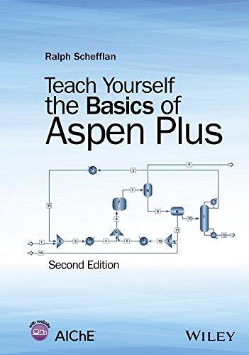 Basics of Aspen Plus  2nd 2016 9781118980590 Front Cover