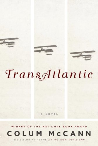 TransAtlantic A Novel  2013 9781400069590 Front Cover