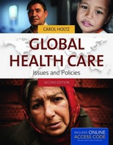 Global Health Care  2nd 2013 edition cover