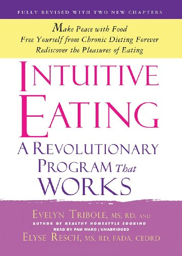 Intuitive Eating: A Revolutionary Program That Works  2012 edition cover