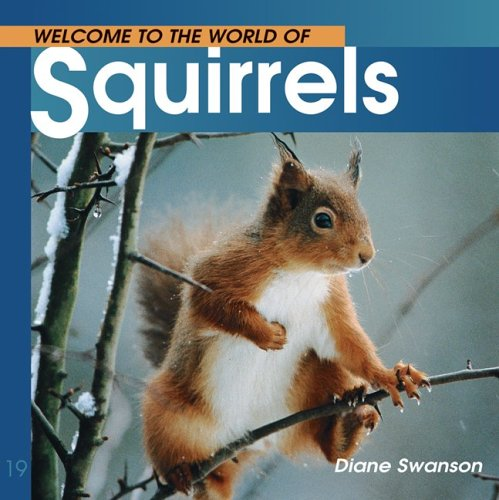 Squirrels   2001 9781552852590 Front Cover