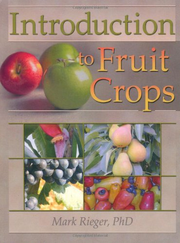 Introduction to Fruit Crops   2006 edition cover