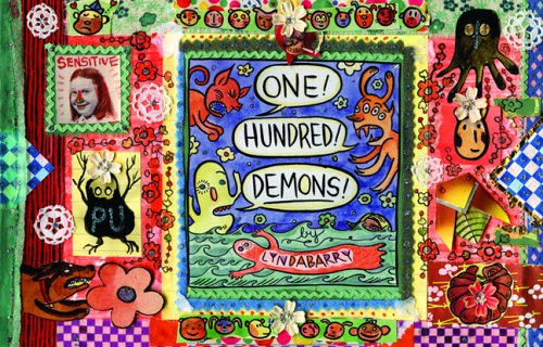 One Hundred Demons  N/A edition cover