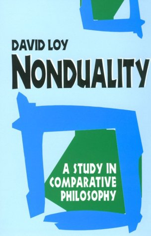 Nonduality A Study in Comparative Philosophy  1988 edition cover