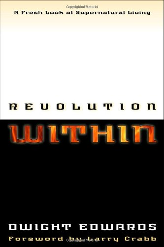 Revolution Within A Fresh Look at Supernatural Living  2001 edition cover