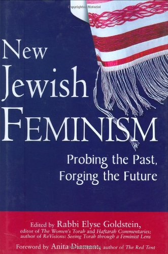 New Jewish Feminism Probing the Past, Forging the Future  2008 edition cover
