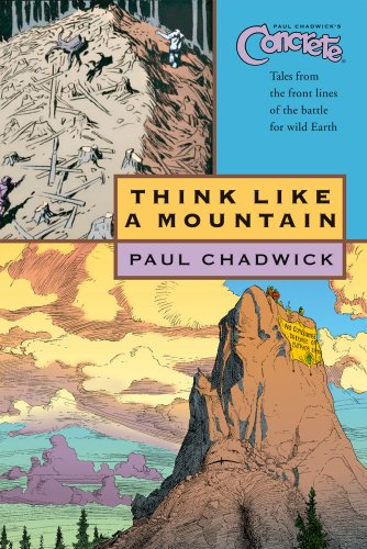 Think Like a Mountain   2006 edition cover