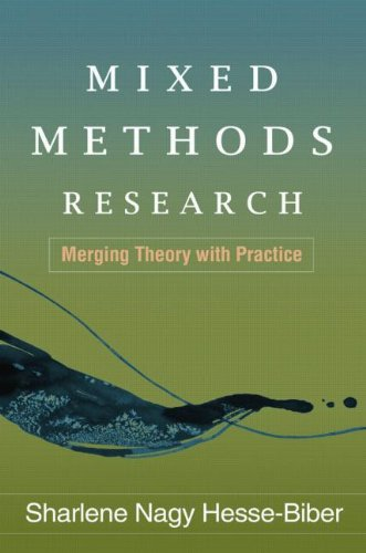 Mixed Methods Research Merging Theory with Practice  2010 edition cover