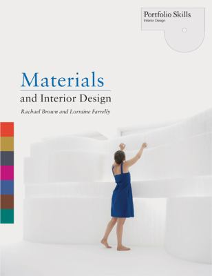 Materials and Interior Design   2012 9781856697590 Front Cover