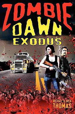 Zombie Dawn Exodus (Zombie Dawn Trilogy, book 2)  N/A edition cover