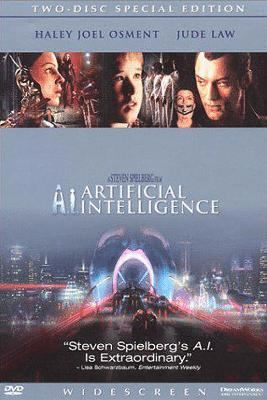 A.I. - Artificial Intelligence (Widescreen Two-Disc Special Edition) System.Collections.Generic.List`1[System.String] artwork