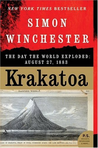 Krakatoa The Day the World Exploded: August 27 1883 N/A 9780060838591 Front Cover