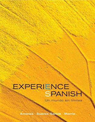 Experience Spanish Access Card: Un Mundo Sin Limites  2011 edition cover