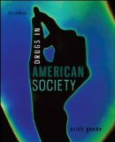 Drugs in American Society  9th 2015 edition cover