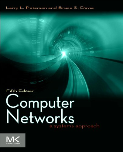 Computer Networks A Systems Approach 5th 2011 edition cover