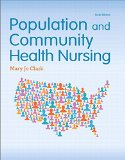 Population and Community Health Nursing  6th 2015 edition cover