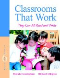 Classrooms That Work: They Can All Read and Write  2015 edition cover