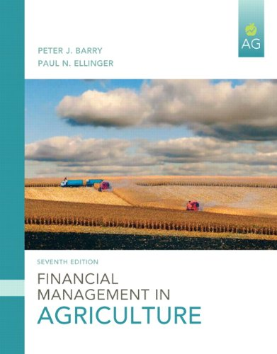 Financial Management in Agriculture  7th 2012 (Revised) edition cover