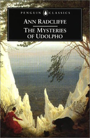 Mysteries of Udolpho   2001 edition cover