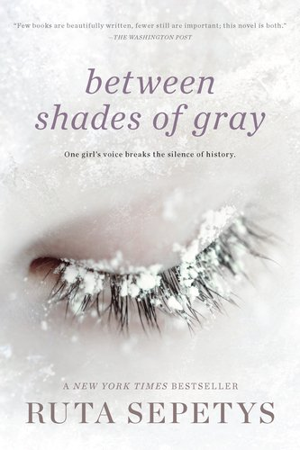 Between Shades of Gray   2012 9780142420591 Front Cover