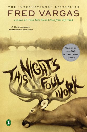 This Night's Foul Work  N/A edition cover