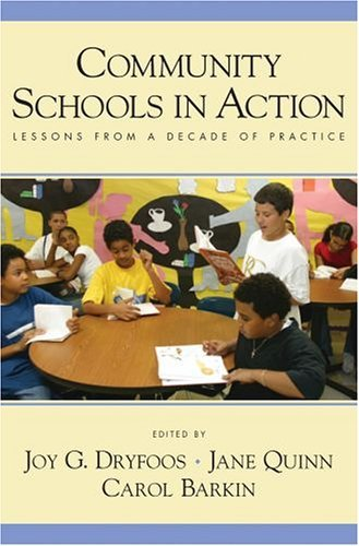 Community Schools in Action Lessons from a Decade of Practice  2005 edition cover