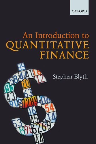 Introduction to Quantitative Finance   2013 edition cover