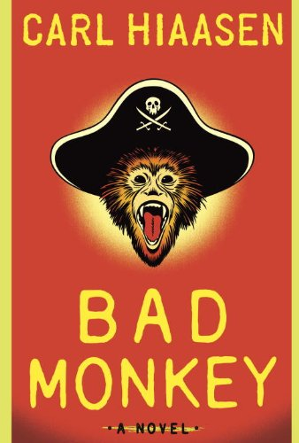 Bad Monkey   2013 9780307272591 Front Cover